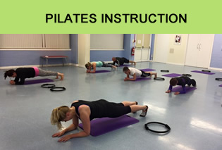 Pilates Instruction