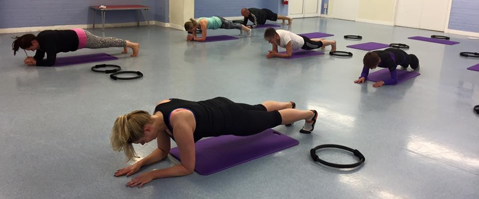 Lydia Davis ~ Pilates Instructor, Sports Massage Therapist & Personal Trainer